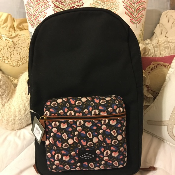 Fossil Handbags - Fossil Backpack